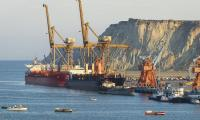 Gwadar Port starts marble exporting business