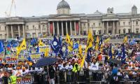 Free Punjab, End Indian occupation: Hundreds of Sikhs rally in London