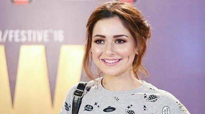 Hania Amir bursts out on Twitter about sexual harassment