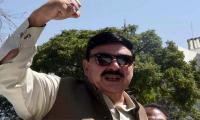Sheikh Rasheed predicts PPP, PML-N alliance will split soon