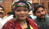 'Felt like Nelson Mandela': Tanzeela Qambrani on taking oath as Pakistan's first Sheedi woman MPA