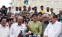 Murad vows to continue his struggle to make Sindh prosperous