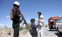 Taliban capture northern base as Afghan forces fight in Ghazni