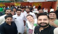 Jibran Nasir's Aik Awam Movement gives back on Independence Day with 'Azadi Blood Drive'