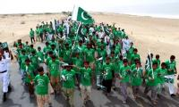 Pakistan Navy celebrates Independence Day with traditional zeal