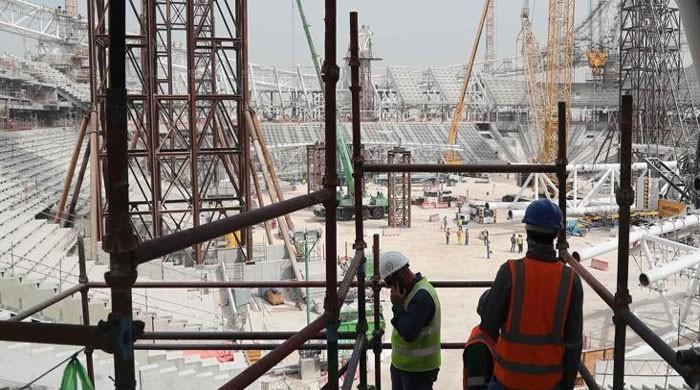 Qatar World Cup worker dies at 2022 stadium