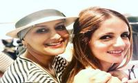 Sussanne Khan sends soul-stirring message to best friend Sonali Bendre