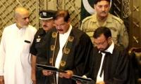 KP Assemebly: PTI's Mushtaq Ghani Speaker, Mehmood Jan deputy