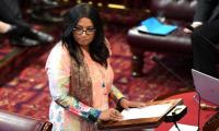 Pak-origin Mehreen Faruqi becomes Australia's first female Muslim senator
