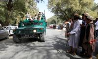 Taliban withdraws protection from Red Cross in Afghanistan