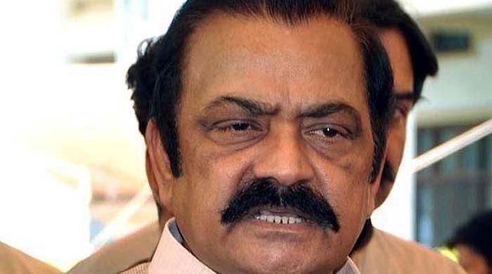 Sanaullah says it is PML-N's prerogative to nominate PM's candidate