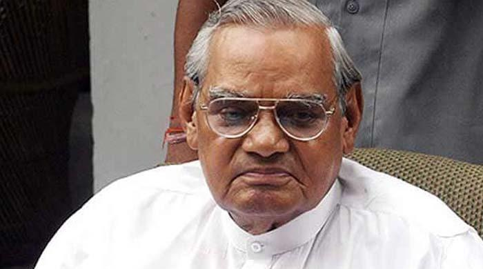 India´s three-time prime minister Vajpayee dead at 93
