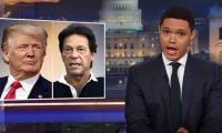 Trevor Noah draws comparisons between Imran Khan, Trump in comedy show