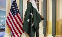 Pakistan confirms suspension of US military training prog