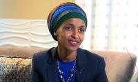 Ilhan Omar: One of the first Muslim women to be elected to US Congress