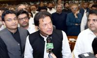 Newly elected PM Imran Khan announces strict accountability