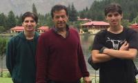 Imran asked sons not to attend his oath taking ceremony: Jemima