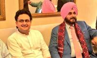 PTI welcomes Indian cricketer Sidhu