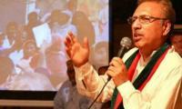 Arif Alvi nominated for President of Pakistan