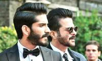 Anil Kapoor now shares screen space with his son in upcoming biopic