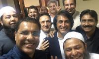 We are in safe hands, Pakistan: Rameez Raja