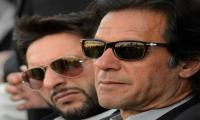 All Pakistan is counting on you & your team, says Afridi to Imran