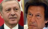 May Allah the Almighty help you in your tenure: Erdogan writes to PM Khan