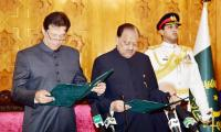 'Imran Khan's oath taking cost lesser than Gilani, Nawaz's'