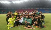 Pakistan beat Nepal in Asian Games football after 44 years