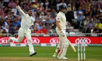 Pandya sparks England collapse as India take control of third Test