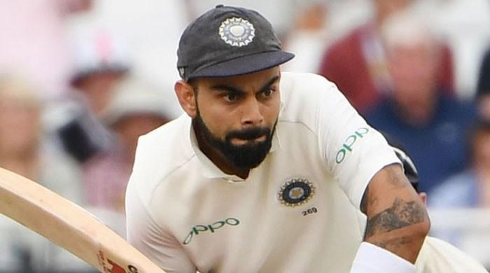 Ton-up Kohli piles on the agony for England in third Test