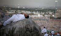 Pilgrims converge in Arafat to perform main ritual of Hajj today