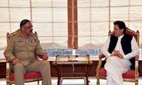 Chairman JCSC calls on PM Imran Khan