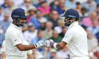 Pujara and Kohli pile on the agony for England in third Test