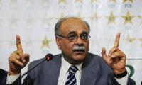 Najam Sethi resigns as PCB chairman