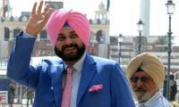 Sidhu in trouble, sedition case filed for hugging Pak army chief
