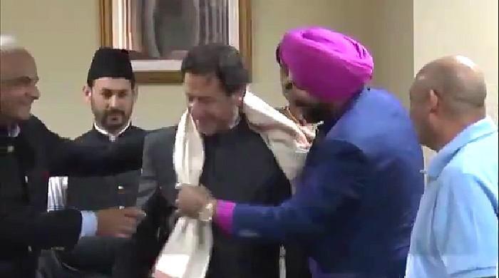 Imran Khan defends Sidhu, stresses need for Pak-India dialogue