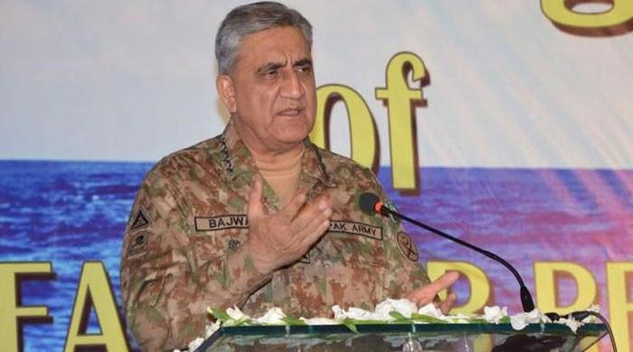 COAS Gen. Bajwa pays tribute to victims of terrorism
