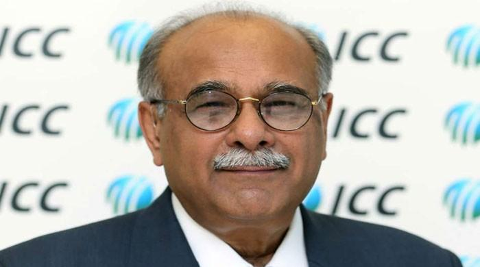 Pakistanis salute Najam Sethi for his services as PCB chairman