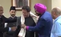 Imran Khan defends Sidhu, stresses need for Pak-India dialogue