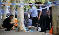 Knifeman kills six in southern China