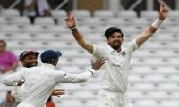 Sharma sparks England collapse as India eye third Test win