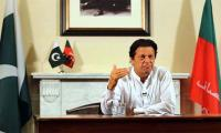 Imran Khan takes first notice as Prime Minister