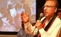 PTI's Alvi seeks MQM-P's support for President's election