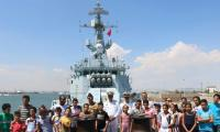 Pak Navy ship Aslat visits Tunisia