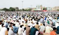 Eid-ul-Azha prayer timings for Karachi announced