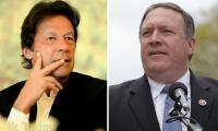 Pakistan rejects 'factually incorrect' US statement on Imran-Pompeo conversation