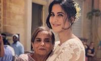 Katrina, Salman's mother embrace each other:  Arpita Khan creates confusion with response