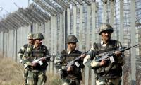 India committed 1 686 ceasefire violations in last 8 months, Senate told