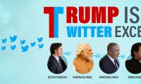 Is Trump using Twitter excessively?